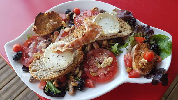 Cap'tain Cook Salade de Chèvre Chaud