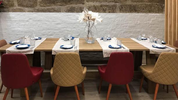 Palato Restaurante Sala