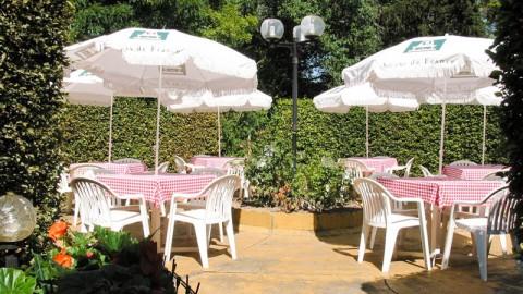 restaurant - Le Garden - Durdat-Larequille