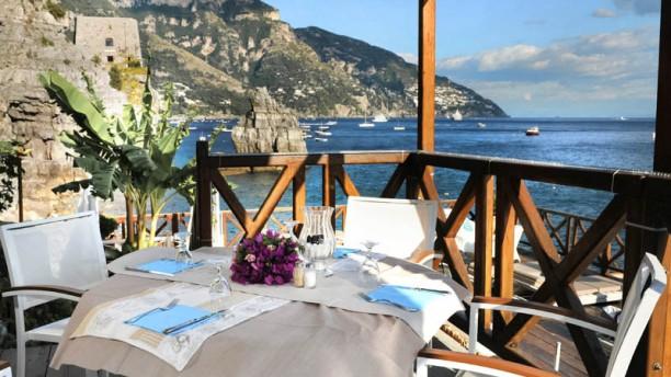 Remmese Restaurant terrazza
