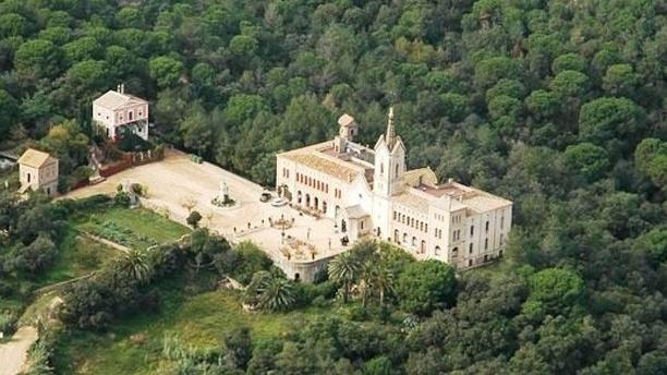 Sant Pere del Bosc Vista exterior