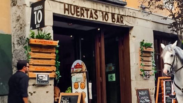 H10 Bar Entrada