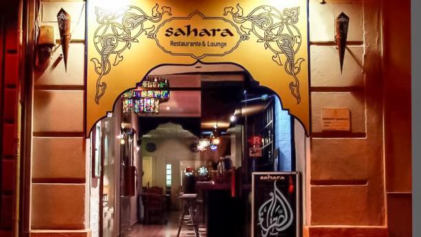 Sahara Vista entrada