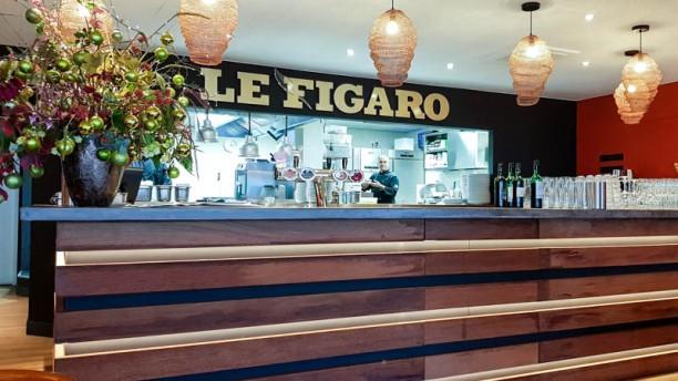 Le Figaro Het restaurant