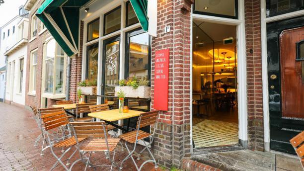 Eetkamer van zanten in amersfoort restaurant reviews menu