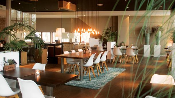 Naarderbos Het restaurant