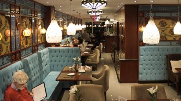 Musti Restaurant restaurantzaal