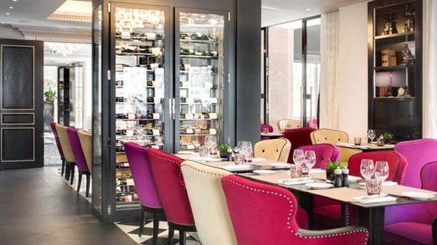 N3 Villa Haussmann la salle de restaurant N3