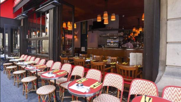 Café de L'imprimerie Terrasse