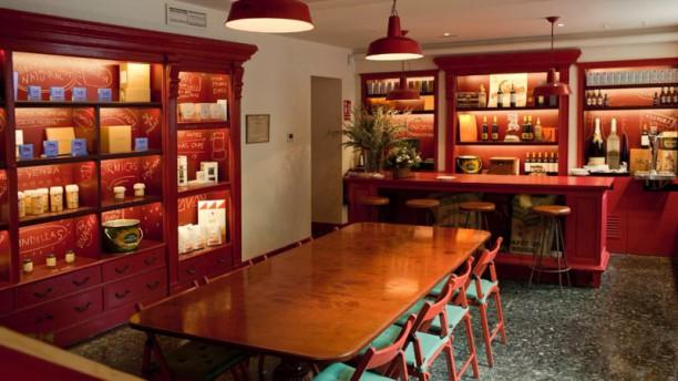Restaurante macario en madrid museo del prado cibeles for Restaurante calle prado 15 madrid