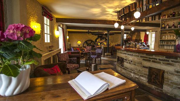 La Brasserie du Moulin de Mombreux Salle du restaurant