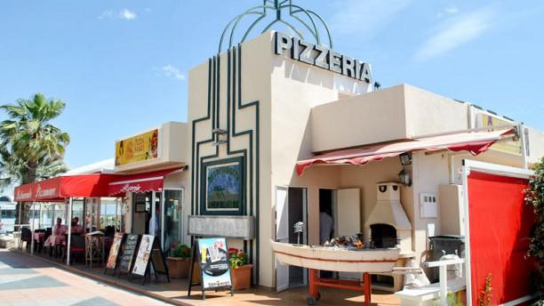 Pizza Mare Entrada