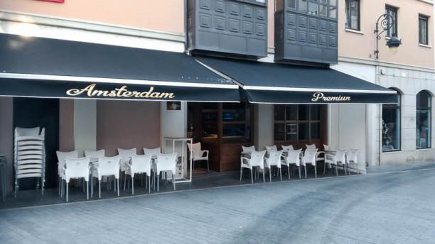 Amsterdam Premium Terraza