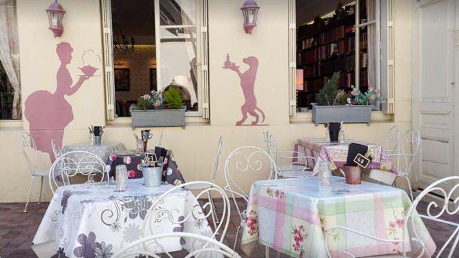 Mon Jardin Secret - Restaurant - Saint-Étienne