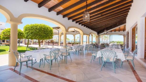 Cataria - Iberostar Selection Andalucia Playa Vista terraza