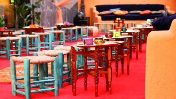 Karma Rest o Lounge Vista sala