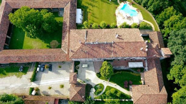 Villa Fabrizia Una vista dall'alto di Villa Fabrizia