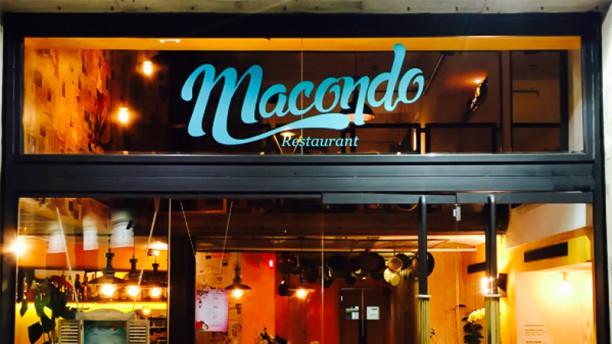 Macondo Entrada Macondo