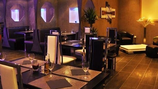 Brasserie Lounge Le Melau Vue de la salle