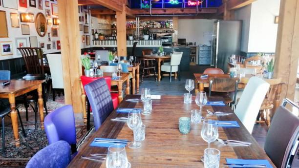 Restaurant Café de Noot Het restaurant