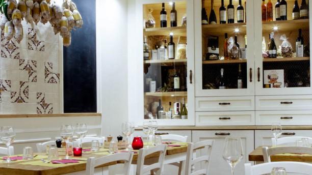 i Toscani Vista sala