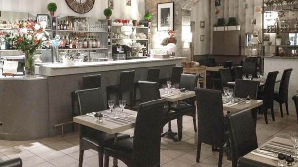 Restaurant Le Florentin Vue de la salle
