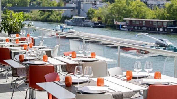 Octave Restaurant Terrasse