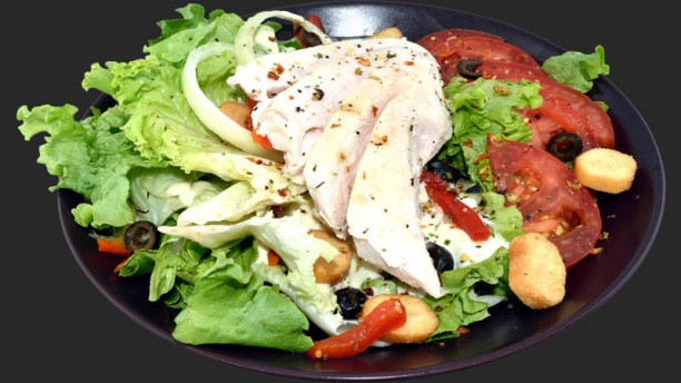Le Churrasco Montargis Salade César