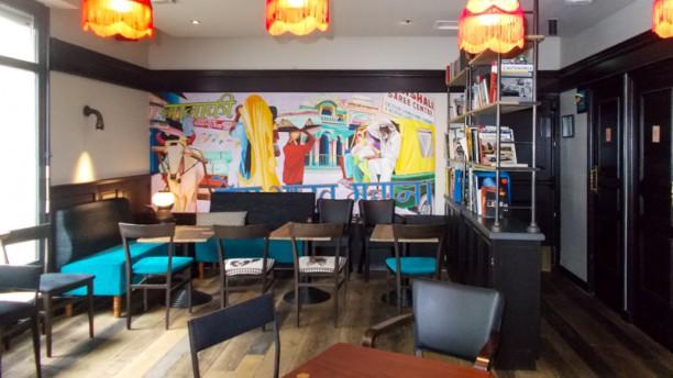 Café Scott La Salle
