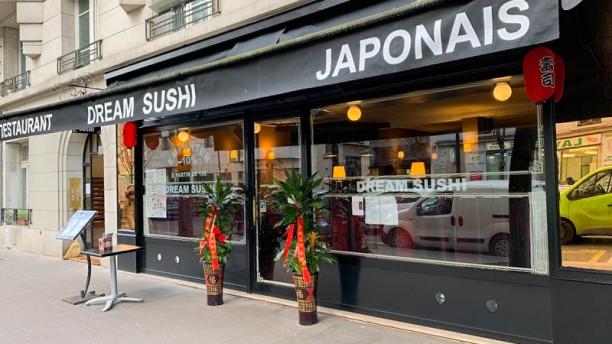 Dream Sushi Entrée
