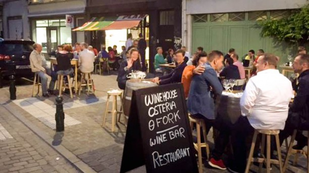 Winehouse Osteria @ Fork Terrace