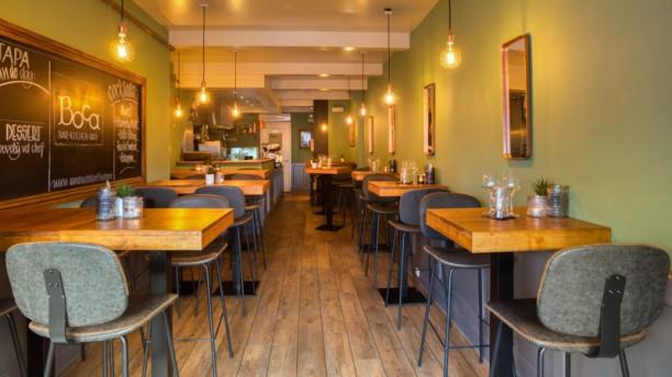 Boca bar kitchen tapa Restaurant