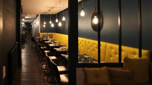 Le Petit Pasteur Salle du restaurant