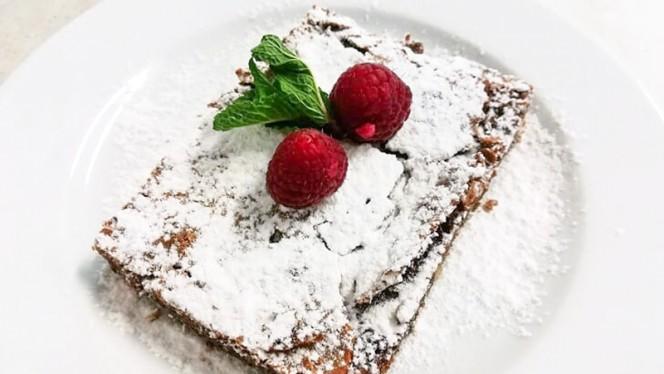 Brownie d'A CASA - A Casa Restaurante, Braga