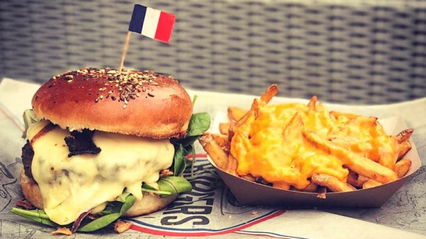 French's Burger Suggestion du Chef