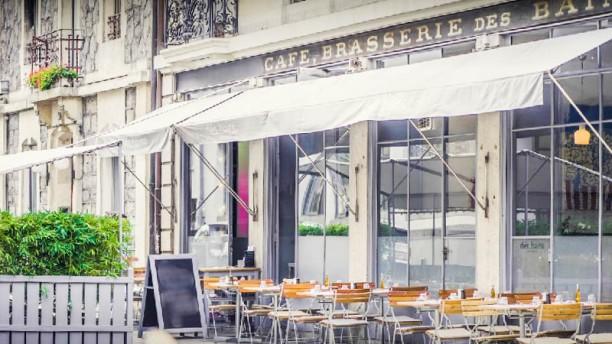 Café des Bains Entrée
