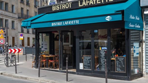 Bistrot Lafayette Devanture