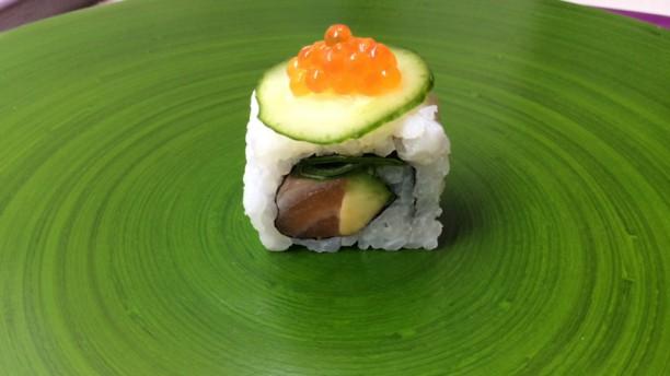 Sushi Ato bio Suggestion de plat