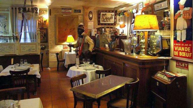 Chez Francis - Restaurant - Brive-la-Gaillarde