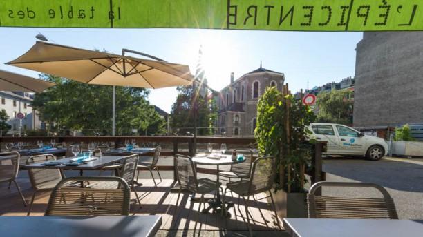 L'épicentre - La table des épices La terrasse