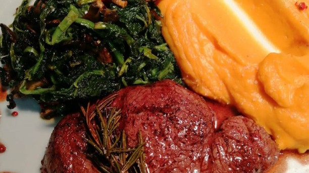 Seven Restaurante Sugestão do chef
