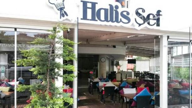 Halis Şef Entrance