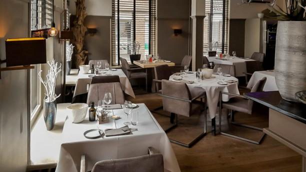 De Oesterbeurs Het restaurant