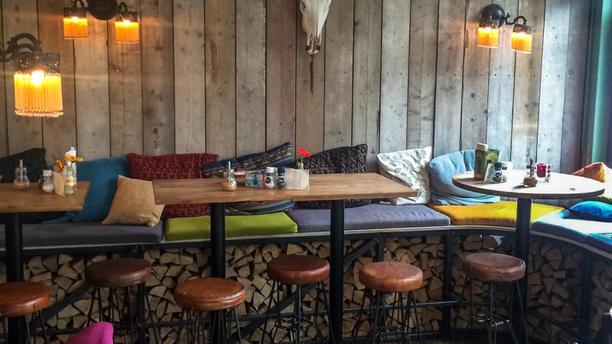 Guusjes Eten en Drinken Het restaurant