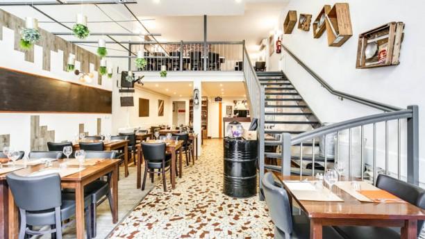 Au Réservoir Salle du restaurant