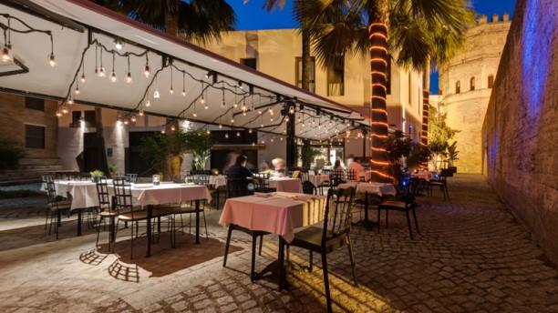 restaurante casa carmen - sevilla en sevilla, santa cruz - menú