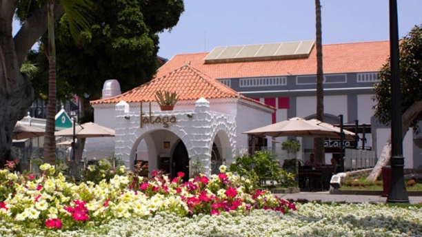Casa Fataga Vista exterior