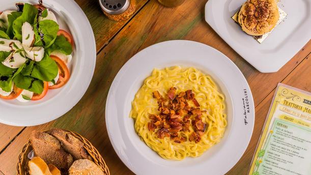 Fabiano Marcolini Alimentari Restaurant Week Delivery