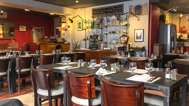 L'Aparthé - Versailles Salle du restaurant