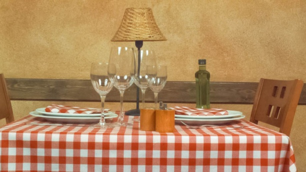 Ca La Maria Rebost Gourmet Detalle mesa